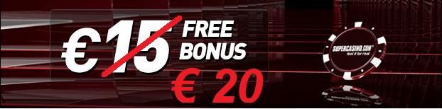 Online Casino 20 Euro Gratis