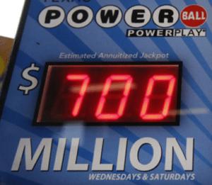 Vrouw wint 758 miljoen in USA loterij