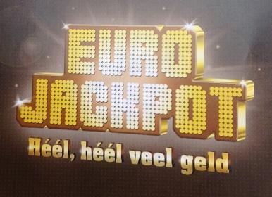 Uitslagen Euro Jackpot
