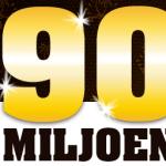 90-miljoen eurojackpot