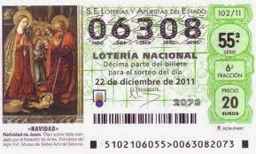El Gordo loterij spanje