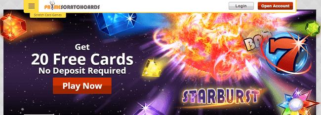 scratchcards bonussen